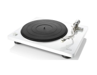 Denon DP-400, Plattenspieler, weiss