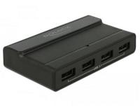 Delock 64053 USB 3.1 Hub inkl. Netzteil