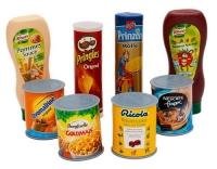 DKK Lebensmittelset CH 8 Teile