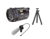 Sony 4k Camcorder FDR-AX53VGPDI