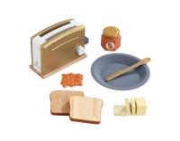 Kid Kraft Toaster Set Mondern Metallics