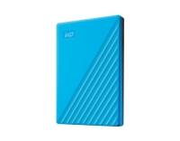 My Passport, 2.5 USB 2TB, Blau