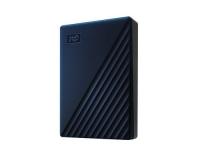 My Passport for Mac, 2.5 USB 4TB, Blau