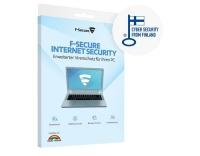 F-Secure Internet Security 1 User