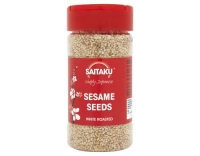 Saitaku Sesame Seeds White Roasted