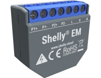 Shelly EM WiFi-Energy Meter