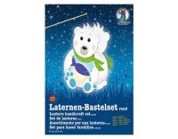 URSUS Laternen-Bastelset Eisbär