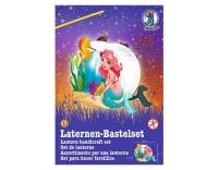 URSUS Laternen-Bastelset Meerjungfrau