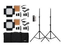 Dörr LED Video Light DLP-1000 Kit Bi-Color