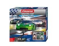 Carrera D132 GT Triple Power