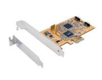 exSys EX-11057, USB 2.0 PCI-Express Karte,