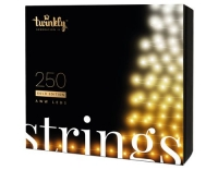 Twinkly String 250LEDs 23.5m AWW