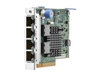 HPE Ethernet 366FLR, 1Gb, 4-port, RJ45