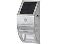 Brennenstuhl Solar-LED-Wand-Pfostenleuchte