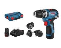 Bosch Professional GSR 12V-35 FC 2x 3.0Ah