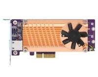 QNAP QM2 series, 2 x PCIe NVMe 2280 M.2 SSD