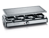 Severin Raclette Grill mit Naturgrillstein