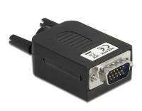 Delock Adapter VGA 15Pin/Stecker - 10Pin TB