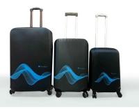 Travel Blue Kofferabdeckung