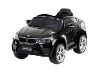 BMW X6 M Schwarz 12V