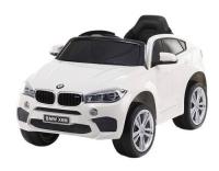BMW X6 M Weiss 12V