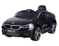 BMW 6 GT Schwarz 12V