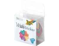 Folia Sticker Washi Herzen