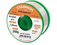 Stannol Lötdraht 611 2,5% Ø 1,0