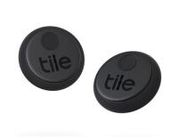 tile Sticker black 2er