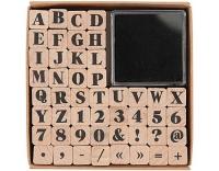 Rico Design Stempel Buchstaben