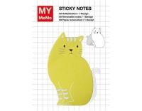 Rico Design Haftnotizen Sticky Notes Katze