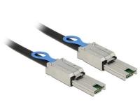 SAS Kabel: SFF8088-SFF8088, 1m