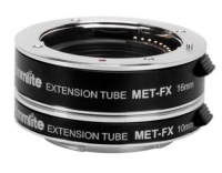 Commlite Adapter auto Ext Tube Fujifilm X