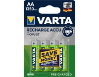 VARTA Power Akku AA 1350mAh, 4 Stk