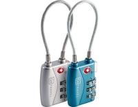 GOTravel Gepäckschloss Combi Cable