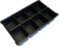 L-Boxx Kleinteileeinsatz mit 8 Mulden