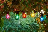 Sirius LED Lichterkette Tobias Start farbig