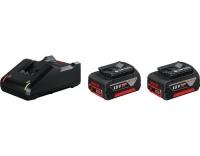 Bosch Professional Starter-Set GBA 18V