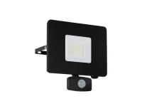 EGLO FAEDO 3 1 Aussenstrahler Sensor schwa