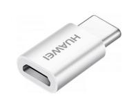 Huawei Adater USB-C auf microUSB, silber