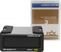 Tandberg RDX QuikStor: externes Laufwerk