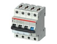 ABB SMISSLINE FI/LS-Schalter 3LN, 20A, 30mA
