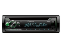 Pioneer Tuner/CD RDS, iPod , Front USB
