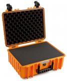 B&W Outdoor-Koffer Typ 5000 - SI orange