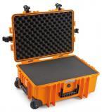 B&W Outdoor-Koffer Typ 6700 - SI orange