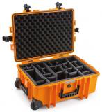B&W Outdoor-Koffer Typ 6700 - RPD orange