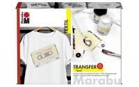 Marabu Photo Transfer Textil Set