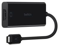 Belkin USB-C auf HDMI Adapter schwarz