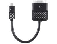 Belkin Mini-DisplayPort/VGA Adapter schwarz