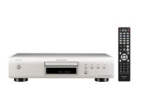 Denon DCD-600, CD-Player, silber